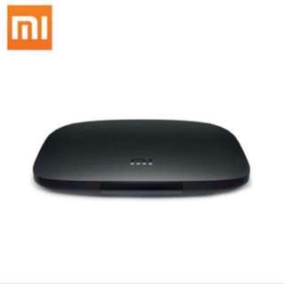 Xiaomi 4K TV box (3rd Gen) android