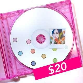 Twicetagram Mina CD
