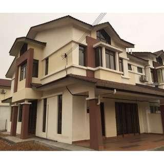 Huge corner lot for Sale - Bandar Puteri Klang