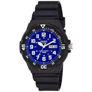 全新Casio 手錶 ,一年保養
