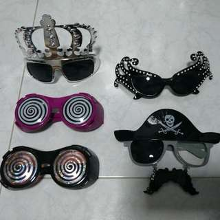 Glasses ( Photobooth)