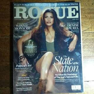 Denise Laurel | Rogue Magazine June 2010