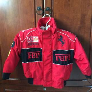 FERRARI BOY JACKET