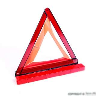 Porsche OEM Emergency Warning Triangle