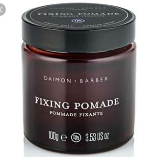 Daimon Barber Fixing Pomade
