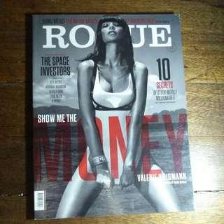 Valerie Weigmann | Rogue Magazine June 2014