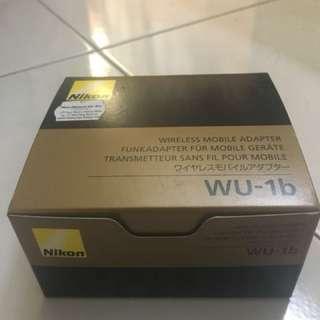2nd hand Nikon WU-1b