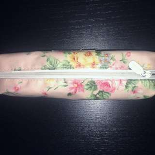 rose pink pencill case by Climbing Rose