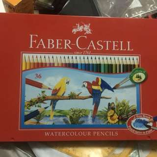Faber Castell水性色鉛筆