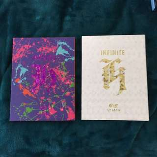 Infinite H - Fly High and Fly Again Albums