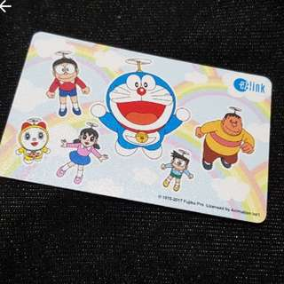 Doraeman Family Ezlink Card