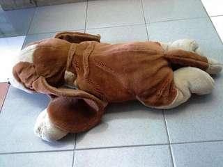 Boneka Besar Anjing Beagle