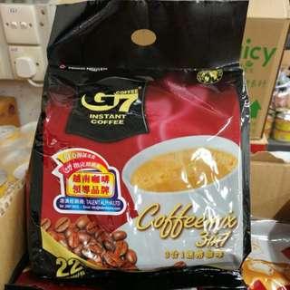 G7越南三合一濃香咖啡(三包)