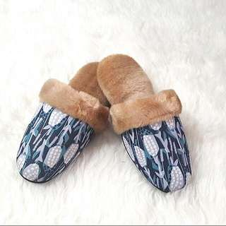 Sandal Rumah FUR winter