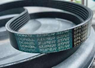 Serpentine Drive Fan belt Dongil