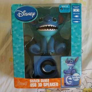 史迪仔speaker