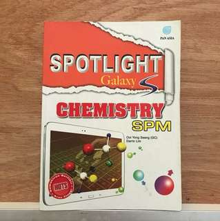 SPM Chemistry