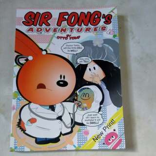 Sir fong adventure