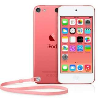 IPod touch 5th Gen 64GB Pink