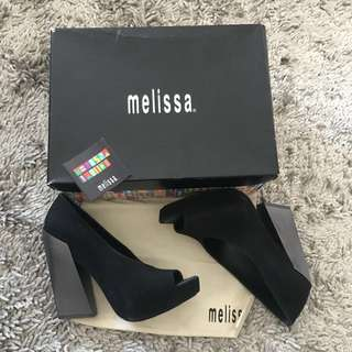 Original Melissa high heels