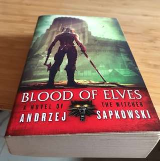Blood of Elves, The Witcher