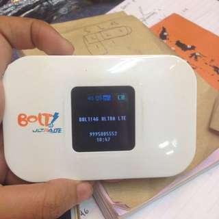 Bolt mini wifi mifi ultralte 4g lte