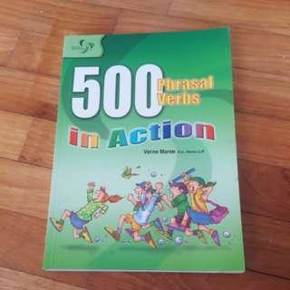 500 Phrasal Verbs