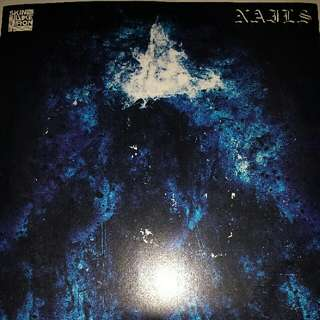 "Vinyl 7"" Record: Skin Like Iron/Nails–Skin Like Iron / Nails"