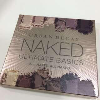 Urban Decay Naked Ultimate Basics