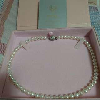 🚚 日本天然珍珠項鍊