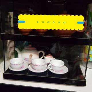迷你茶具套裝 ×1