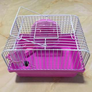 Small Boer Hamster Cage
