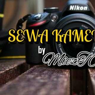 Sewa Kamera & Lensa/Camera & Lens Rental