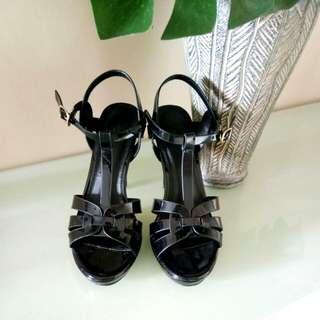 *SALE Bow bow ysl heels