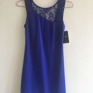 ZARA Backless Party Dress