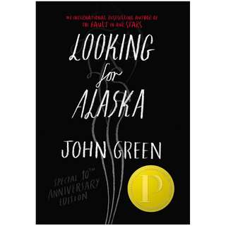 Looking for Alaska, by John Green (ebook)