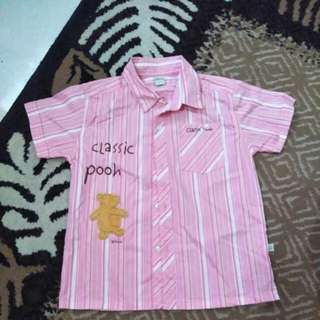 #disney #garfield Boy's Kemeja