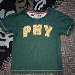 #poney #garfield #jeep Boy's T-shirt