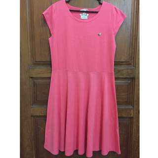 Dress Pink Surfer Girl