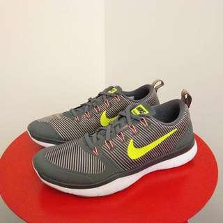Nike Free Train Versatility Dark Grey/Volt Pale