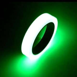 Glow in the dark tape