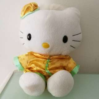 Limited edition Mcd Hello Kitty Plush Toy