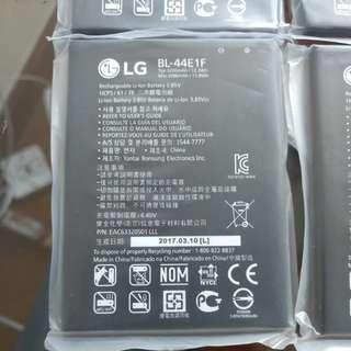 Lg V20 battery 原裝電池 另有G3 G4 G5 v10 電池有保用3個月