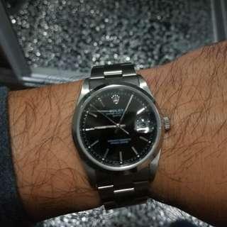 Rolex 15200黑面