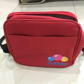 Bubbles cooler bag