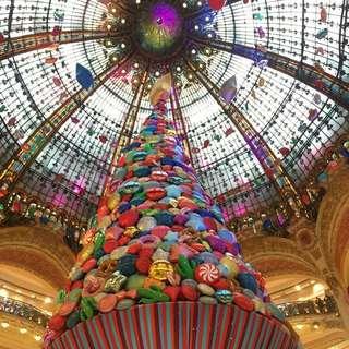 🚚 去巴黎尋找聖誕老公公🎅🏻🎅🏻🎉
