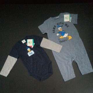 BN Disney Baby Romper/ Bodysuit