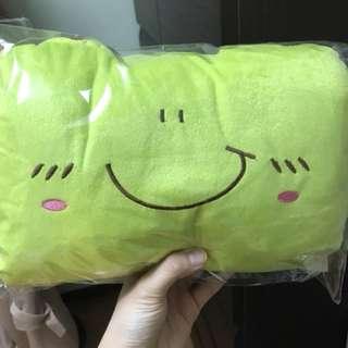 🚚 暖手枕