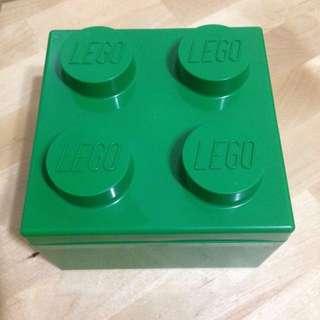 lego storage 2X2/ lunch box