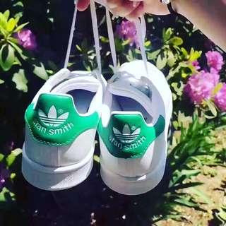 Adidas 綠尾史密夫